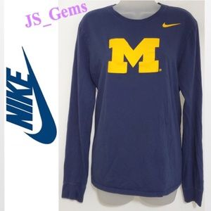 🏈Mich. University Graphic Top Active Female🏀